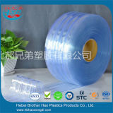 Freezer Lower Temperature PVC Strip Transparent Light Blue