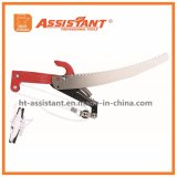 Power Lever Long Reach Cut and Hold Telescopic Tree Pruners
