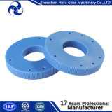 Hubless Spur Gear Alloy Metal Gear for Machine