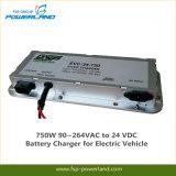 750W 24V IP67 Hi-Efficiency EV Battery Charger