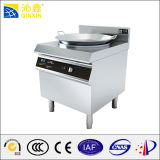 Steamed Dumplings&Roll Buns Induction Fryer Cooker