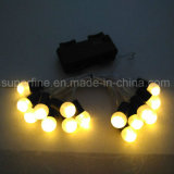 Commercial LED Curtain Christmas String Lights for Indoor and Outdoor