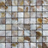 Natural Mother of Pearl Shell Marble Mosaic for House Decoration
