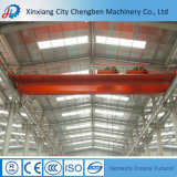 Qd Type Double Girder 30 Ton Overhead Crane with Safe Hook