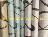 Ribbon Pattern Blackout Curtain Fabric