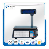Digital Electronic Weighing Scale with Printer Thermal Label Printing Scales Hls1000