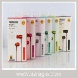 Smart Metal Wireless Bluetooth Earphone for iPhone Samsung Smart Phone