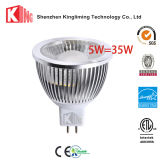 Dimmable MR16 LED Lamp Spotlight with COB Light 6W 7W