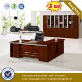 Mahogany Dark Color MDF Laminated CEO Executive Office Table (NS-ND094)