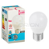 New High CRI Mini 5W Dimmable LED Bulb