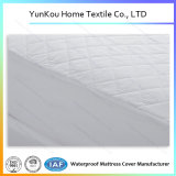 Quilted Knitting Jacquard Mattress Protector Allergen Free