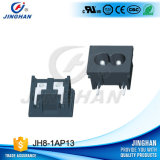2p AC Inlet Socket Male Plug Power Outlet