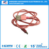 Shenzhen High Speed Braided Data USB Charging Cable for iPhone