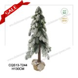 2017 Real Feel Popular Indoor Artificial Pine Needle Christmas Tree 85-130 Cm