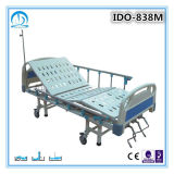 ABS Three-Crank Manual Medical Bed