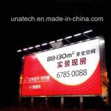 Solar Panel Outdoor Media Ads Billboard Signage Linear LED Advertising Light