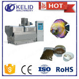 China Supplier Manufacturer Floating Fish Feed Pellet Processing Line