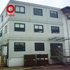 Multifuntional Prefabricated Container House for Restaurant and Coffee Shop