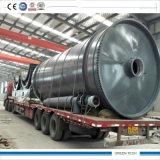 15ton Tire Pyrolysis Plant with Auto Feeder