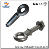 Forged Steel Hitch Trailers Swivel Towing Eye
