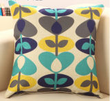 Low Price Printing 100% Cotton Sofa Cushion