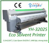 3.2m Dx5/Dx7 Head Large Format Eco Solvent Printer