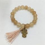 Fashion Jewelry Beads Bracelet with Animal Accessories Alloy Bracelet