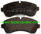 Car Brake Pad D1268-8383/29200