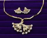 Imitation Jewellery Set, Fashion Jewelry Set (1017-215)