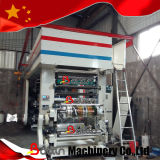 Super Thin Stretch Film Printed Machine From Ci Type