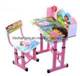 Hot Sale Kindergarten Desks and Chairs Kids Study Table and Desk