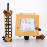 F21-14s Overhead Crane Radio Remote Control with CE Certification