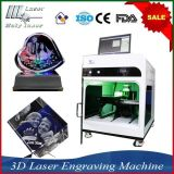 3D Laser Engraving Machine for Christmas Gifts