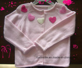 Girls Cotton Cardigan - True Knitted Sweater