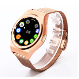 Luxury Bluetooth 4.0 Both APP Smart Watch Phone for Ios & Android