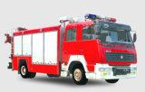 6t Foam Fire Truck Fire Engine