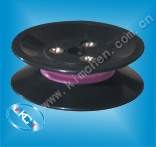 Ceramic Guide Roller (Wire Roller) Plastic Combined Ceramic Pulley