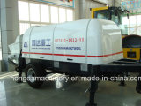 Trailer Concrete Pump with Output 60m3/H