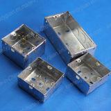 Bs4662 3*3 3*6 Square Steel Box