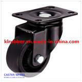 4 Inch Heavy Duty Black Nylon Industrial Caster