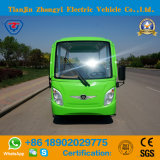 Electric Tourist Bus Sightseeing Car with 14-Seater