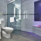 China Bathroom Frameless Shower Screens
