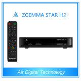 DVB-S2 T2 Zgemma Star H2 Combo Satellite TV Receiver
