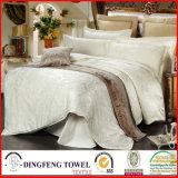 Fashion Poly-Cotton Jacquard Bedding Set Df-C126