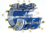 Ductile Iron Dismantling Joint EPDM Gasket Glavanized Steel Tie Rods