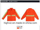 Reflective Safety Jacket for Cleaning Workers (C2405)
