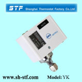 Yk Single Pressure Control for Refrigeration