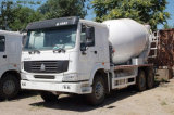 Sinotruck HOWO 8X4 6X4 4X2 Concrete Mixer Truck