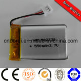 Small Size 302020 Li-Polymer Battery for Bluetooth