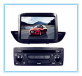 Tow DIN Car DVD for Peugeot 308 with GPS/Bt/iPod